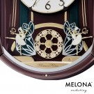 SEIKO Melodies In Motion Seiko QXM297B thumbnail