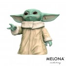 The Mandalorien - Yoda The Child - Actionfigur 16 cm thumbnail