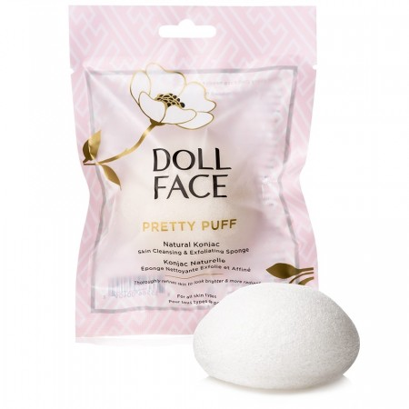Doll Face - Pretty Puff - Natural