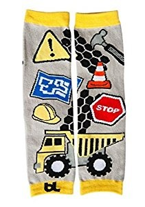 Leggvarmer Baby Leggings - Trucks