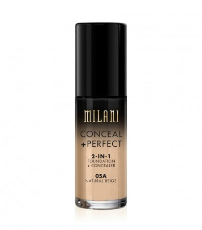 Milani Conceal & Perfect Liquid Foundation - Natural Beige