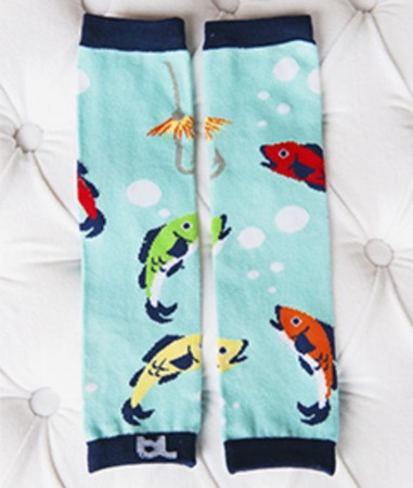 Leggvarmer Baby Leggings - Fishin