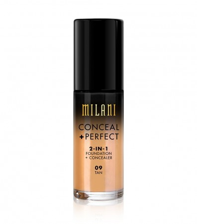 Milani Conceal & Perfect Liquid Foundation - Tan