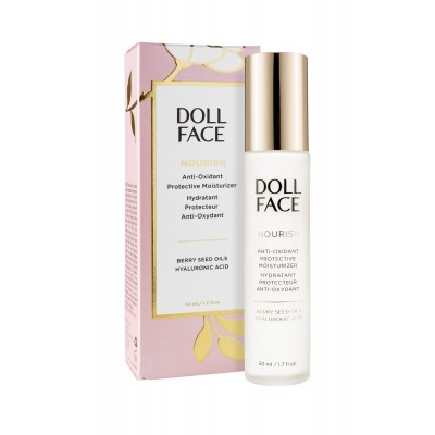 Doll Face - Nourish Anto-Oxidant Protective Moisturizer