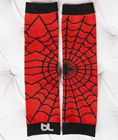 Leggvarmer Baby Leggings - Spider