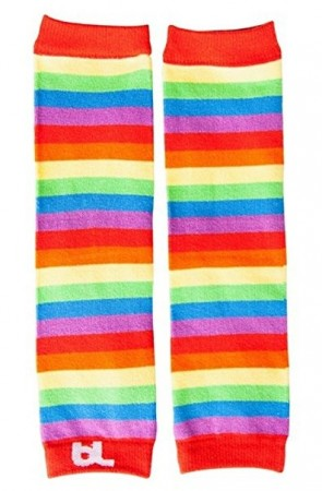 Leggvarmer Baby Leggings - Rainbow
