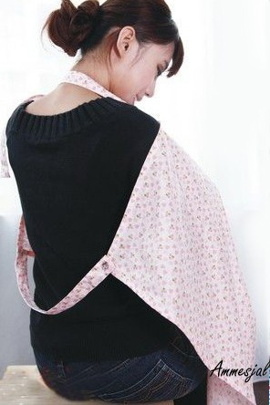 Nursing cover - breastfeeding cover - Ammesjal fra melona.no