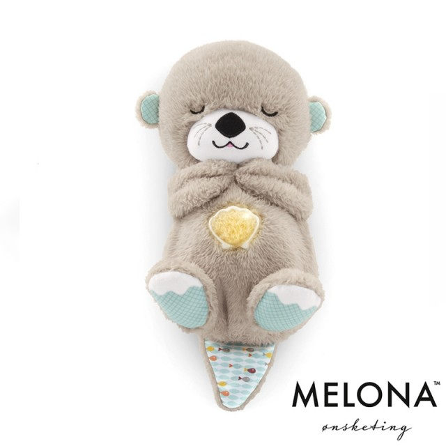 Fisher-Price Soothe´n Snuggle Otter - melona.no