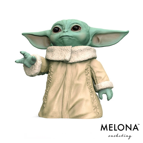 The Mandalorien - Yoda The Child - Actionfigur 16 cm