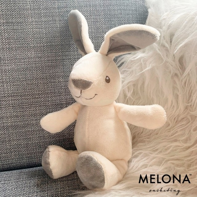 Little Bunny Soft Toy - melona.no